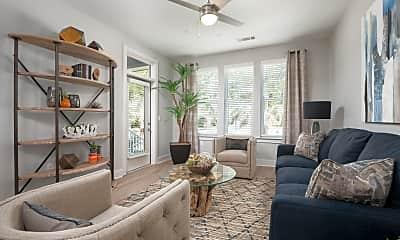 Living Room, Aspire at James Island, 0