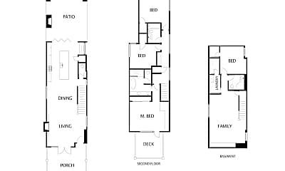 Bedroom, 823 I Ave, 2