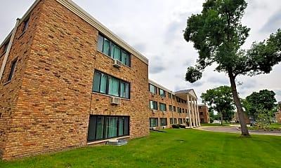 Building, Aquila Park Apartments, 1