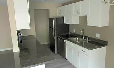 Kitchen, Great Northern Village II, 1
