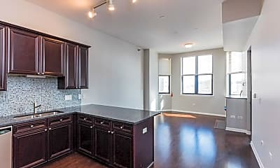 Kitchen, 1464 S Michigan Ave, 0
