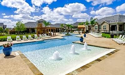 Pool, Mansions at Briggs Ranch, 1