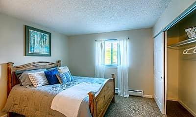 Bedroom, Buffalo Springs Apartments, 1