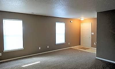 Living Room, 4625 Whitview Lane, 1