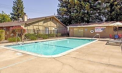 Pool, El Camino Place, 1