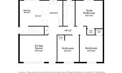 Building, 4440 Wingfield St, 1