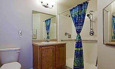 Bathroom, Mintbrook Senior Community, 2
