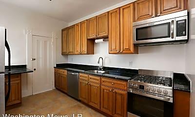 Kitchen, 1450 Washington St, 1