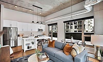 Living Room, 401 1st Ave NE 425, 0