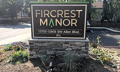Fircrest Manor, 1