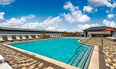 Pool, Cortland at Stonebriar, 0
