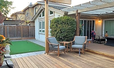 Patio / Deck, 3028 Neal Ave, 2