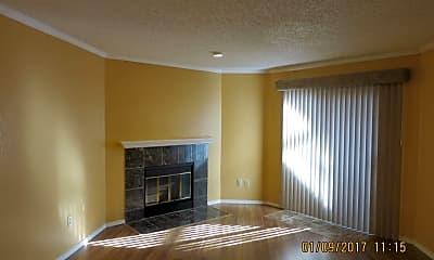 Living Room, 6737 S Peoria Ave C 107, 1
