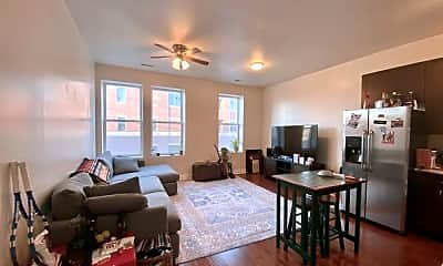 Living Room, 1509 W Lawrence Ave, 1