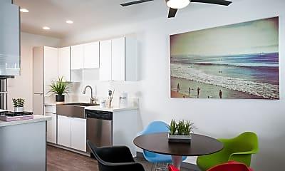 Kitchen, Uptown Fullerton, 1