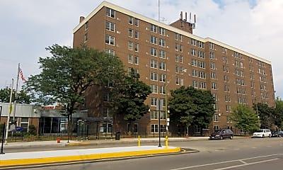 Mahalia Jackson Apartments, 0