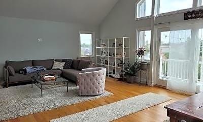 Living Room, 355 E Market St 2ND, 1