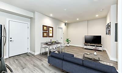 Living Room, 845 Upshur St NW, 1