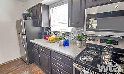 Kitchen, 9500 Dessau Rd, 1