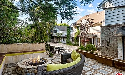 Patio / Deck, 1215 Benedict Canyon Drive, 2