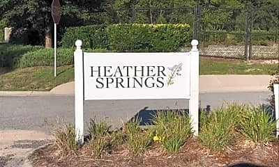 Community Signage, 14 Heather Laurel Ct, 1