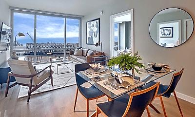 Dining Room, 862 Harbor Blvd, 1