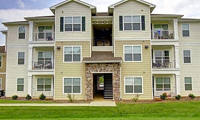 Building, Ridgemont Park Apartments, 0