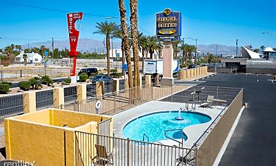 Pool, 700 Las Vegas Blvd N, 0