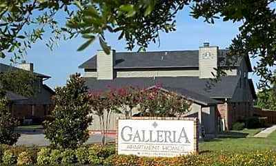 Galleria Townhomes, 1