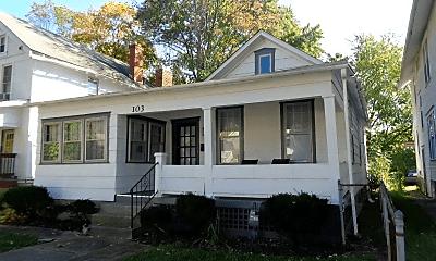 Building, 103 E Patterson Ave, 0