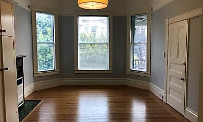 Living Room, 1522 Fulton St, 0