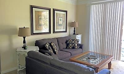 Living Room, 8208 Myrtlewood Cir W, 1