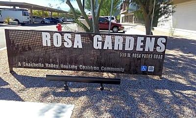 Rosa Gardens, 1