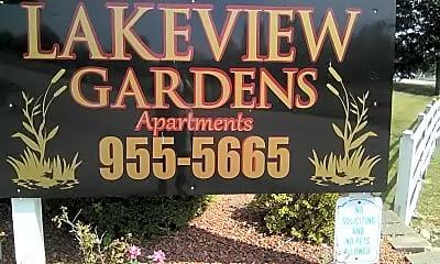 Lakeview Garden Apartments, 1