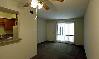 Living Room, 215 Market St, 1