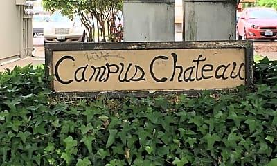 Community Signage, 1668 Ferry St, 1
