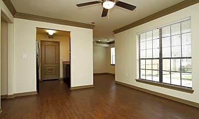 Living Room, Villa Del Prado, 1