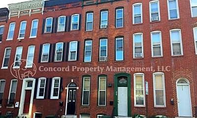 Building, 22 Parkin St, 0