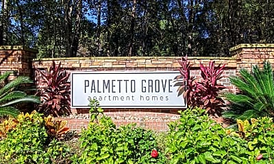 Community Signage, Palmetto Grove, 2