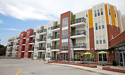 Building, 927 West Morgan, 0