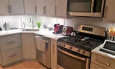 Kitchen, 23 Fort Ave, 1