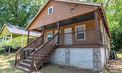 Building, 1801 Fayetteville St, 1