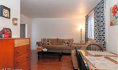 Bedroom, 630 Bellefonte St, 1