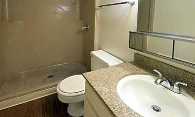 Bathroom, Ironwood, 2