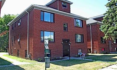 Building, 959 Ridge Road Apartments, 0