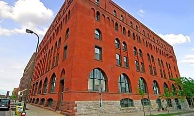 Building, 400 N 1st St 408, 2