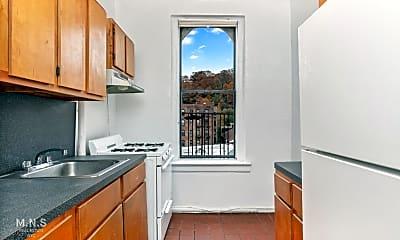 Kitchen, 2 Seaman Ave 5-J, 1