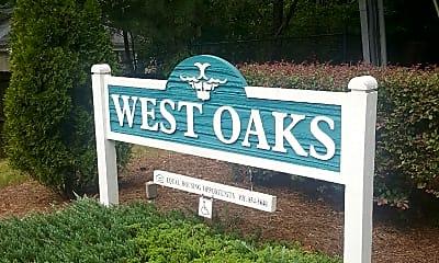 West Oaks Apartments, 1