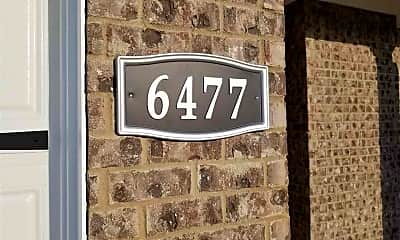 Community Signage, 6477 Rainbow Row, 1