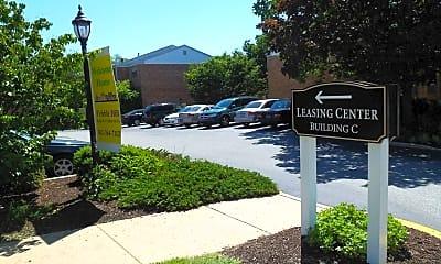 Community Signage, Pebble Hill, 1
